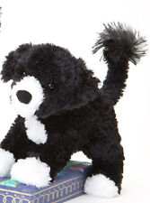 DOUGLAS CUDDLE TOY DOG - PORTUGUESE WATER DOG - SMALL - DISCONTINUED - OBAMA