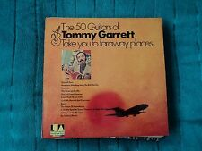 TOMMY GARRETT/50 GUITARS TAKE YOU TO FARAWAY PLACES LP 1967 UK