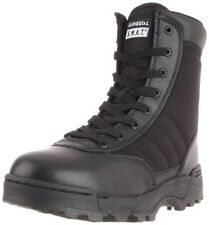 "Original SWAT Men's 9"" Side-Zip Tactical Boot Black Size 8.5 #1152-BLK-08.5"