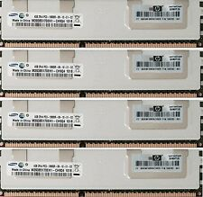 16GB(4x4GB) DDR3-1333 PC3-10600R ECC Registered CL9 240-pin DIMM Memory(RAM)