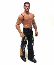 "WWF TNA WWE WRESTLING FANDANGO MATTEL 6 ""TOY ACTION FIGURE RARE"