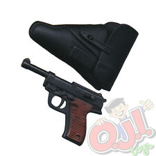 "TUS 21st Century WWII Axis P38 Pistol and Holster for 12"" Figures 1:6 (2114g55)"