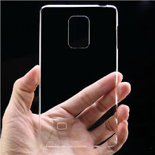 For Samsung Galaxy Note Edge Ultra-thin Soft Transparet TPU Gel Back Cover Case