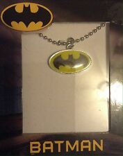 Batman DC Comics Logo Pendant Chain Necklace