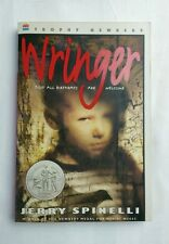 Wringer by Jerry Spinelli (2009, Paperback) free US shipping