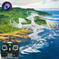BAYANGTOYS X8 UFO 4 Channel 6 Axis Gyro 2.4G RC Quadcopter with 2.0MP HD Camera