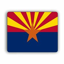 Arizona State Flag Computer Mouse Mat Pad Desktop PC Laptop