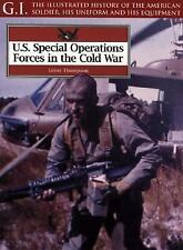 U.S. Special Operations Forces in the Cold War (G.I. Series)-ExLibrary