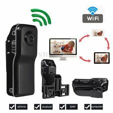 inalámbrica WIFI Mini DV Cámara Oculta Video Grabadora DVR Cam Para IOS Android