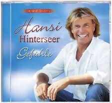 HANSI HINTERSEER - GEFÜHLE  CD NEW+