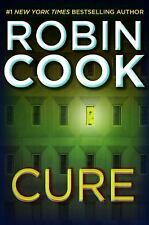 G, Cure, Robin Cook, 0399156623, Book
