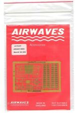 Airwaves Accessories 1:72 Macchi Me 202 Photoetch Detail AW2067-MMD AC7267