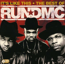 RUN DMC It's Like This BEST OF 36 TRACK COLLECTION My Adidas NEW SEALED 2 CD