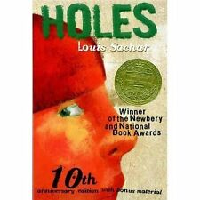 Holes by Louis Sachar (2008, Hardcover)