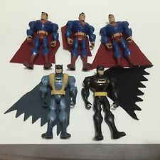 DC SUPERMAN BATMAN 2010 MATTEL TOTAL ARMOR SERIES THE BRAVE AND THE BOLD