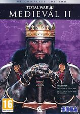 Medieval 2 Total War - The Complete Collection (PC DVD) NEW SEALED