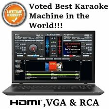 Best Karaoke Machine Karaoke Laptop Professional System Karaoke  Best Software