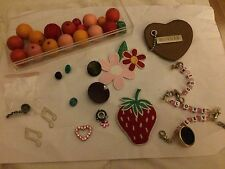 Beads, Iron On Badges Etc Job Bundle