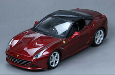 Maisto 1:24 Ferrari California T Assembly Line Diecast KIT Model Car Vehicle New