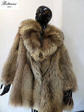 pelliccia di Murmasky fur jacket fourrure fuchs pelz cappotto raccoon no volpe