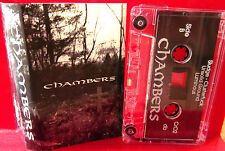 CHAMBERS metal cassette tape Sludge Deviated Consequence Spawning OG