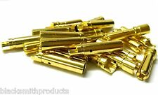 C0405x10 RC Connector 4mm Gold Plated Male and Female Bullet Banana x 10 Set