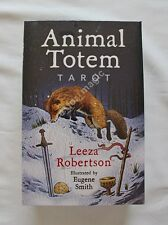 NEW Animal Totem Tarot Cards Deck Leeza Robertson DISCOUNTED FOR DENTED BOX