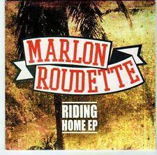 (EL752) Marlon Roudette, Riding Home EP - 2011 DJ CD