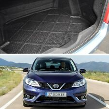 Waterproof Car Boot Cargo Trunk Mat Liner Tray for 2015 2016 2017 Nissan Pulsar