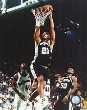 Tim Duncan San Antonio Spurs picture 8 x 10 photo #1
