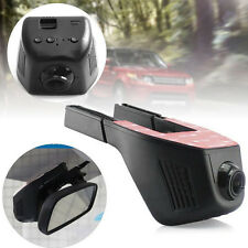 1080P HD Auto CAR DVR Night Vision Vehicle Camera Recorder Dash Cam Black