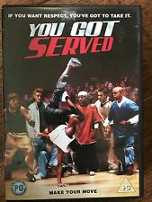 YOU GOT SERVED ~ 2004 Street Dance / Streetdance Musical / Drama ~ UK DVD