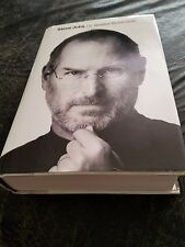 Steve Jobs (October 2011, Hardcover) by Walter Isaacson