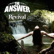 The Answer - Revival [Digipak] (Northern Ireland) (CD, Oct-2013, 2 Discs, Napal