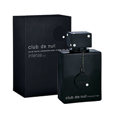 CLUB DE NUIT INTENSE -ARMAF Perfume For Men Luxury Fragrance 105 ml FRANCE