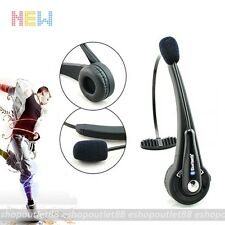 Trucker over the Head Bluetooth boom Mic Headset Headphone for Computers phones