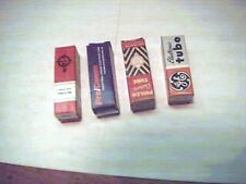 NIB tube set for Hallicrafters S-120 S-200 WR-800 WR-600 WR-1000 & Heath GR-91
