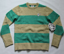 BILLIONAIRE BOYS CLUB BBC ELM WOOL PULLOVER SWEATSHIRT SWEATER ICE CREAM S
