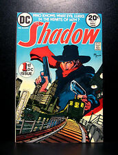 COMICS: DC: The Shadow #1 (1973), 1st Shadow app - RARE (batman/flash/superman)