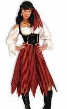 Adult Sexy Female Pirate Maiden Wench Swashbuckler Bucanneer - Size 6-14 - Fast