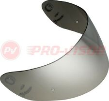 SILVER MIRROR VISOR FITS SHOEI XR1000 Raid 2 CX1V Pinlock Ready