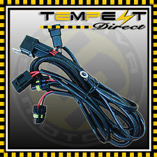 Sportiva H1 H3 H7 9006 HID Xenon Conversion Kit Single Beam Relay Wiring Harness