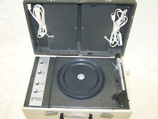 Old bel canto pieces 1001, Turntable with Speaker