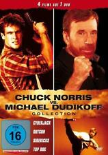 DVD - Chuck Norris vs. Michael Dudikoff - Collection (Chuck Norris) / #1469