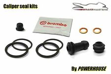 Husqvarna TE 410 Brembo front brake caliper seal repair kit set 1998 1999 2000