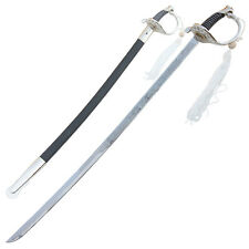 United States Ceremonial Military Dress Sword Stainless Steel Silver