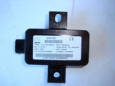CENTRALINA -ELECTRONIC CONTROL UNIT  TPMS 51917761 FIAT DOBLO' 2015