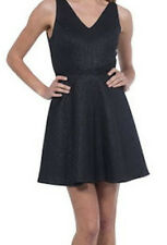 Black Cocktail Adelyn Rae  Fit and Flare Dress Size Extra small XS Discount 60%