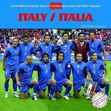 ItalyItalia (Great National Soccer TeamsGrandes Selecciones del Futbol)