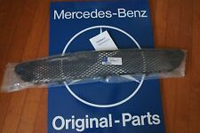 Mercedes Benz Genuine Front Center Bumper Cover Grill Grille 2048850153 C300